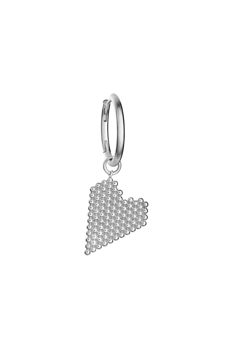 Heart Single Earring