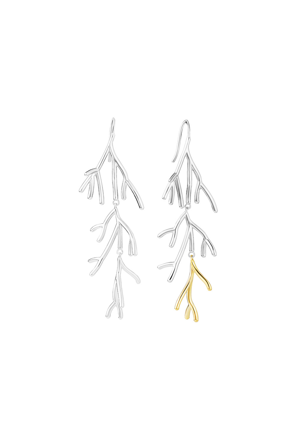Koral Feather Earrings